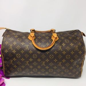 Preowned Authentic Louis Vuitton Speedy 40
